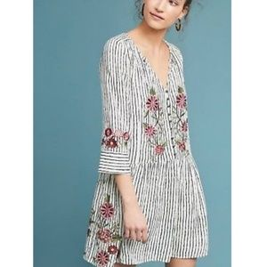 Anthropologie Pansy Dress